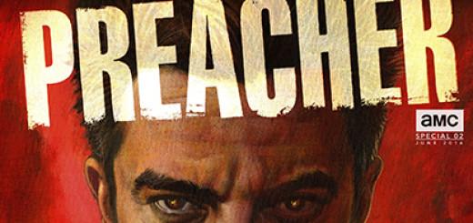 Cómic: Preacher, El Predicador.