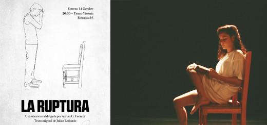 Estreno de 'La Ruptura', de Adrián G. Fuentes - Teatro Victoria