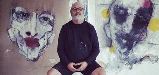 El pintor que vacía su mente para emocionar con sus retratos