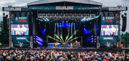 Download Festival Madrid: Rock, metal & style