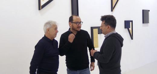 """Darío Escobar y Octavio Zaya: """"El juego del mercado del arte es muy complicado"""""""