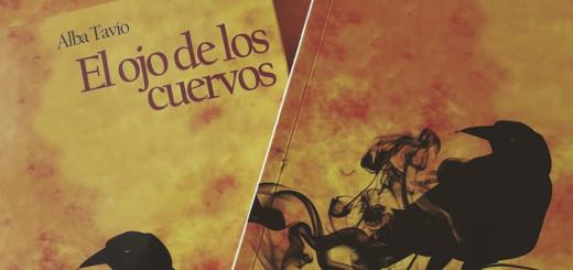 """Alba Tavío: """"En 'El ojo de los cuervos' trabajé principalmente con el dolor y el amor"""""""