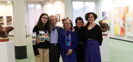 ODA Visiones Creativas: arte a través de cuatro generaciones