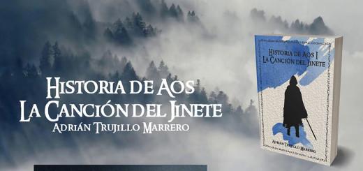 Adrián Trujillo y la campaña de patrocinio de 'Historia de Aos I: La Canción del Jinete'