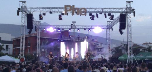 Phe Festival 2019, la cita ineludible del verano tinerfeño